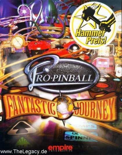 Misc. Games - Pro Pinball: Fantastic Journey