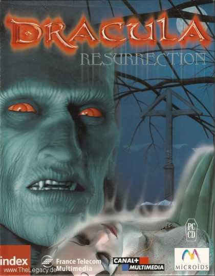 Misc. Games - Dracula: Resurrection