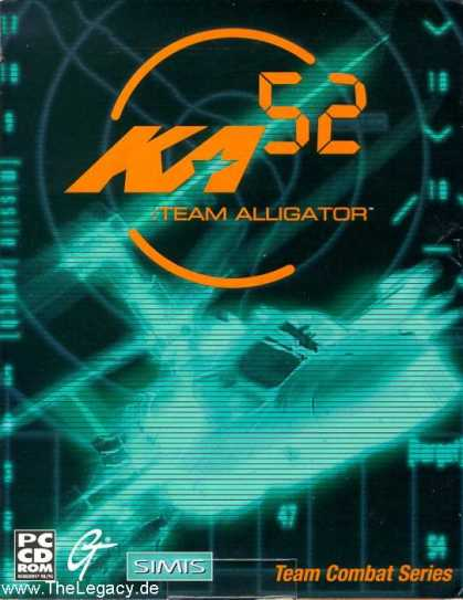 Misc. Games - KA-52 Team Alligator
