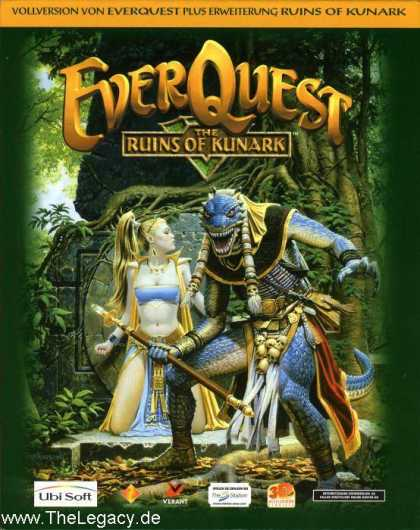 Misc. Games - EverQuest: Ruins of Kunark