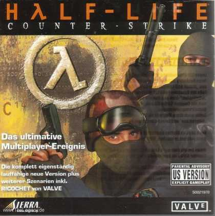 Misc. Games - Half-Life: Counter-Strike