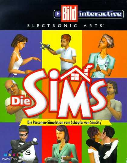 Misc. Games - Sims, The