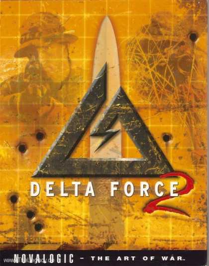 Misc. Games - Delta Force 2