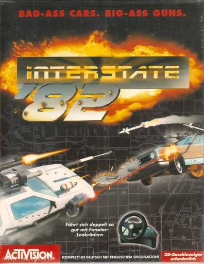Misc. Games - Interstate '82
