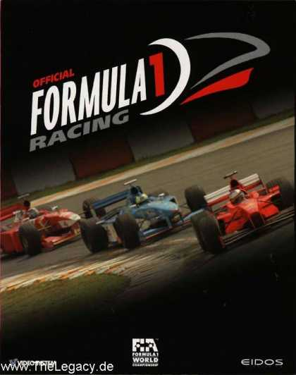 Misc. Games - Official Formula 1 Racing