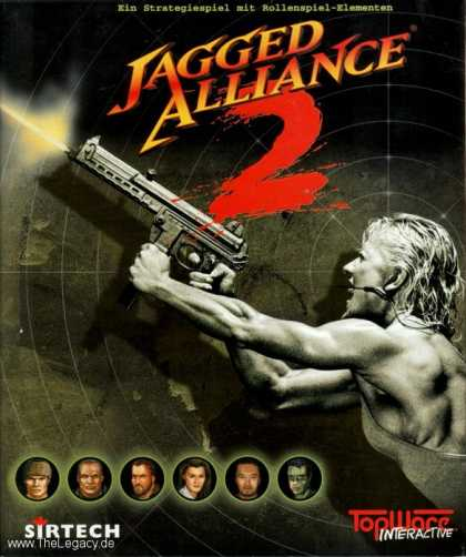 Misc. Games - Jagged Alliance 2