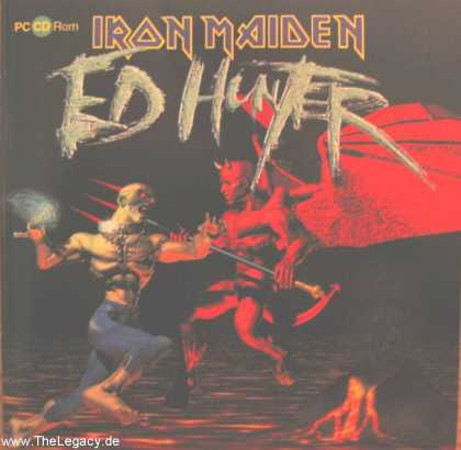 Misc. Games - Ed Hunter: The Iron Maiden Game
