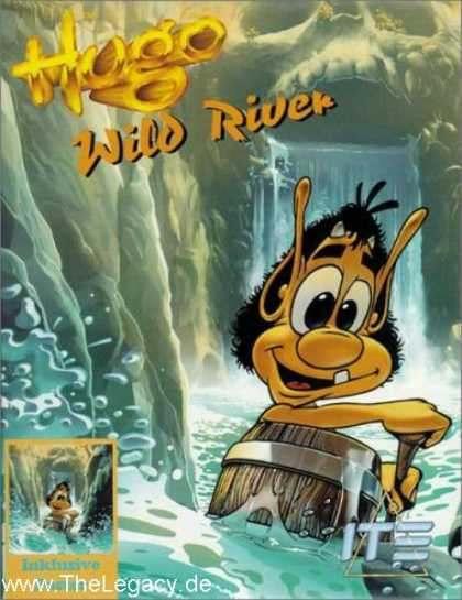 Misc. Games - Hugo: Wild River