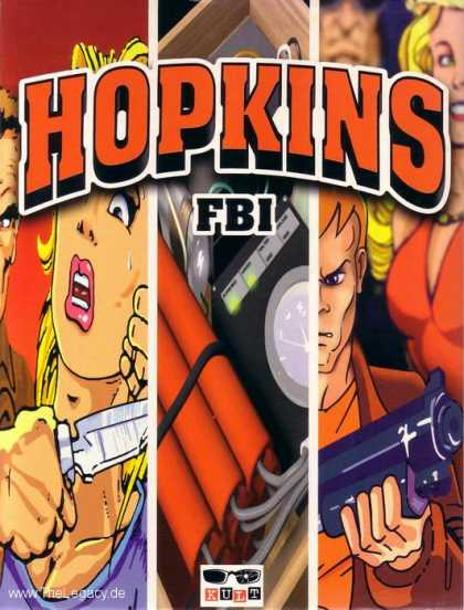 Misc. Games - Hopkins FBI