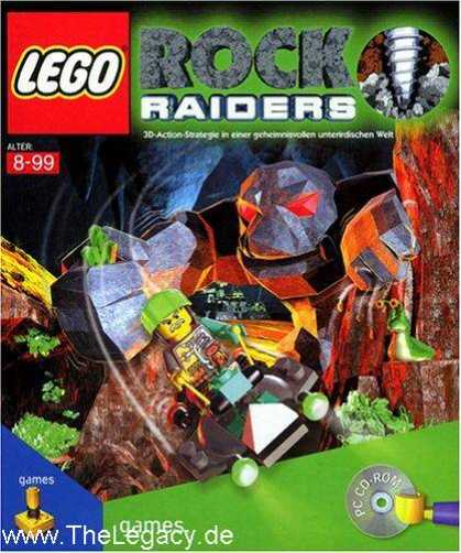 Misc. Games - Rock Raiders