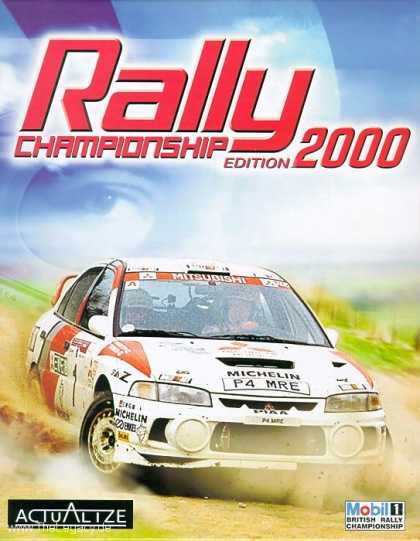 Misc. Games - Rally Championship 2000 Edition