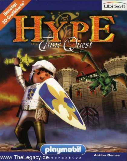 Misc. Games - Hype: The Time Quest