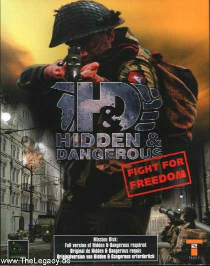 Misc. Games - Hidden & Dangerous: Fight for Freedom