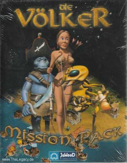 Misc. Games - Völker, Die: Mission Pack