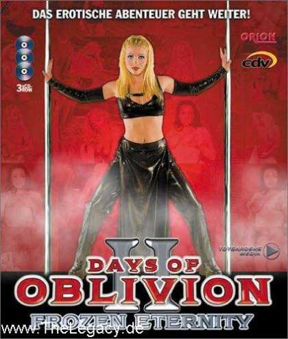 Misc. Games - Days of Oblivion II: Frozen Eternity
