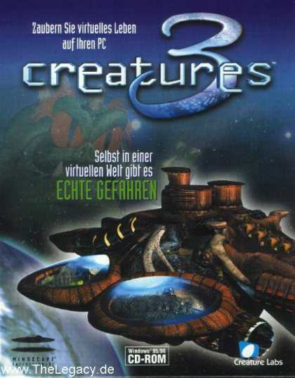 Misc. Games - Creatures 3