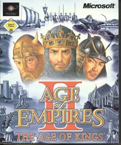 Misc. Games - Age of Empires II: The Age of Kings