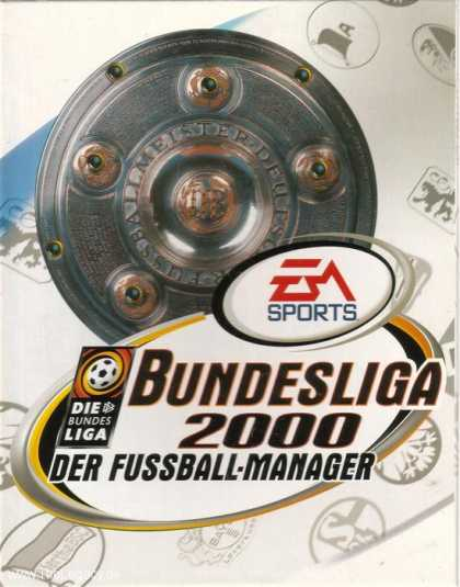 Misc. Games - Bundesliga 2000: Der Fussball-Manager