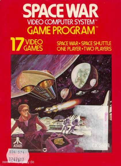 Misc. Games - Space War