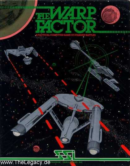 Misc. Games - Warp Factor, The