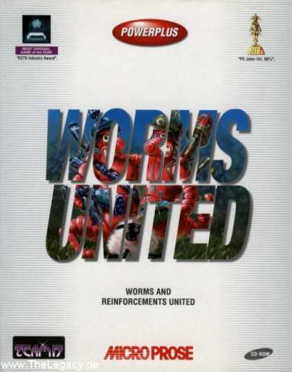 Misc. Games - Worms United