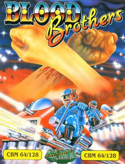 Misc. Games - Blood Brothers
