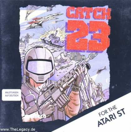 Misc. Games - Catch 23