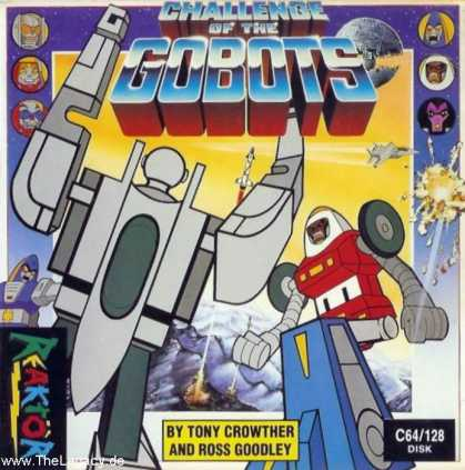 Misc. Games - Challenge of the Gobots