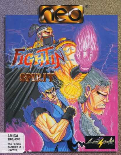 Misc. Games - Fightin' Spirit