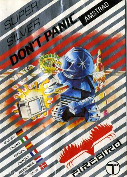 Misc. Games - Don't Panic