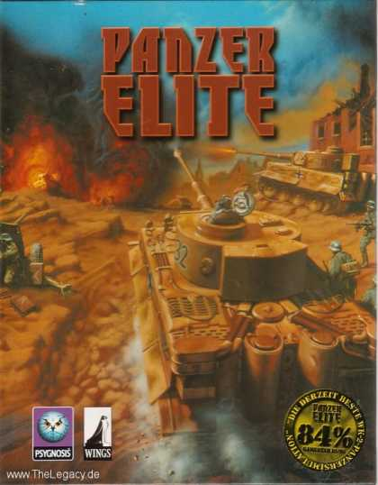Misc. Games - Panzer Elite