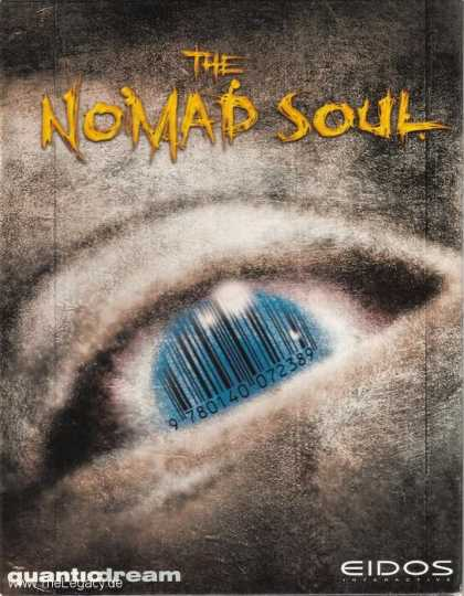 Misc. Games - Omikron: The Nomad Soul