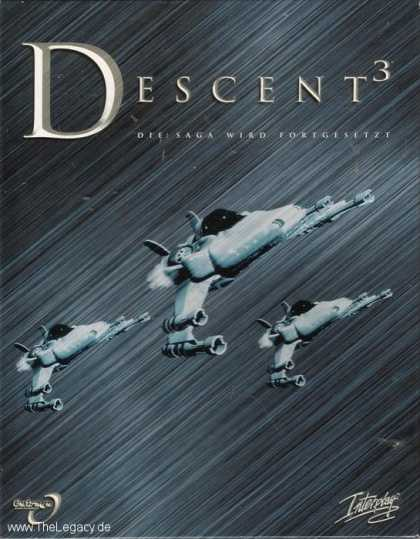 Misc. Games - Descent 3