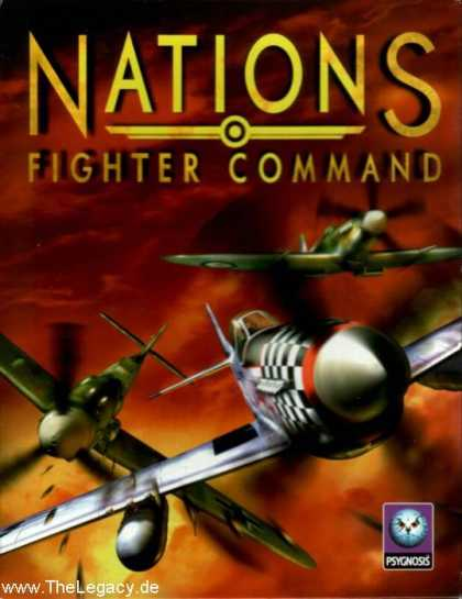 Misc. Games - Nations WWII Fighter Command