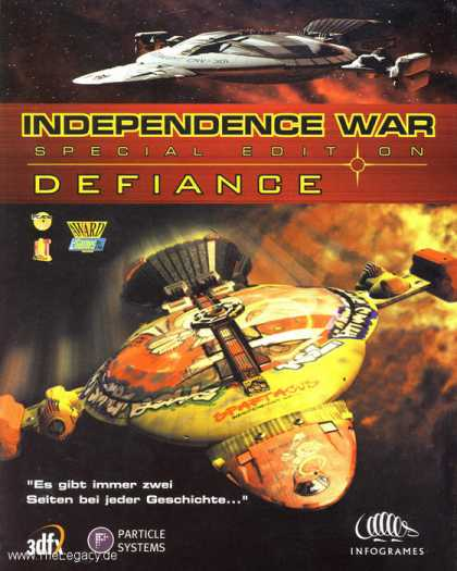 Misc. Games - Independence War - Deluxe Edition