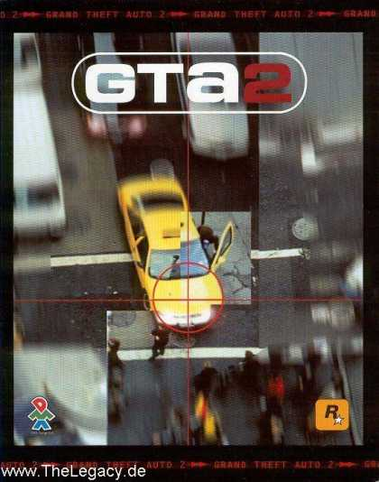 Misc. Games - GTA 2