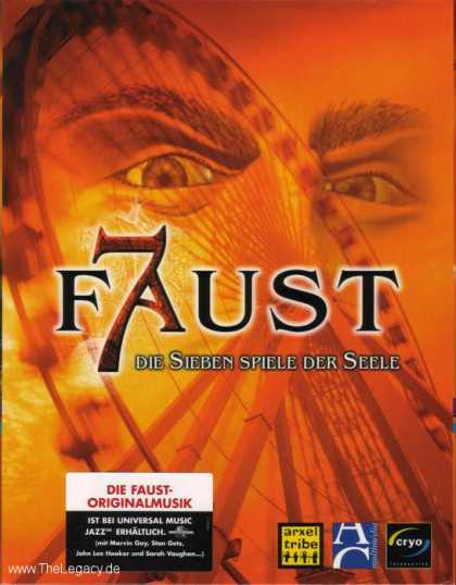 Misc. Games - Faust: The Seven Games of the Soul