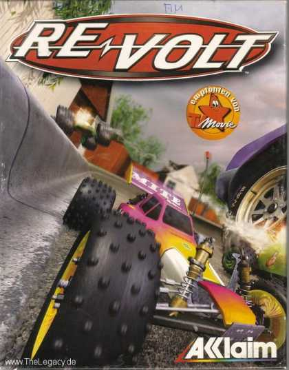 Misc. Games - Re-Volt