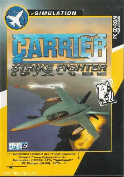Misc. Games - Carrier Strike Fighter iF/A-18E