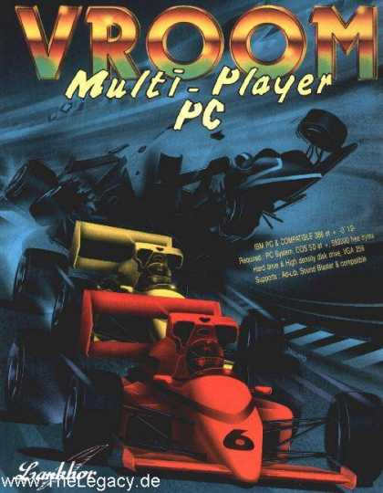 Misc. Games - Vroom: Multi-Player