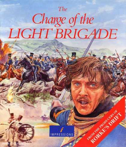 Misc. Games - Charge of the Light Brigade, The