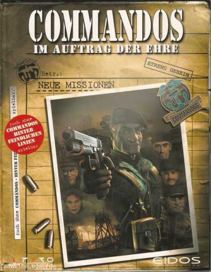 Misc. Games - Commandos: Beyond the Call of Duty