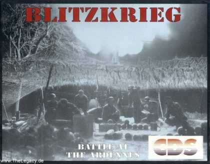 Misc. Games - Blitzkrieg: Battle at the Ardennes