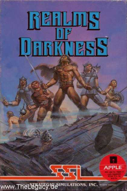 Misc. Games - Realms of Darkness