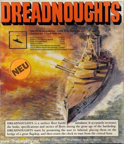 Misc. Games - Dreadnoughts
