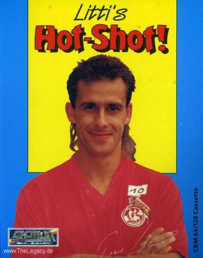 Misc. Games - Gary Lineker's Hot-Shot!