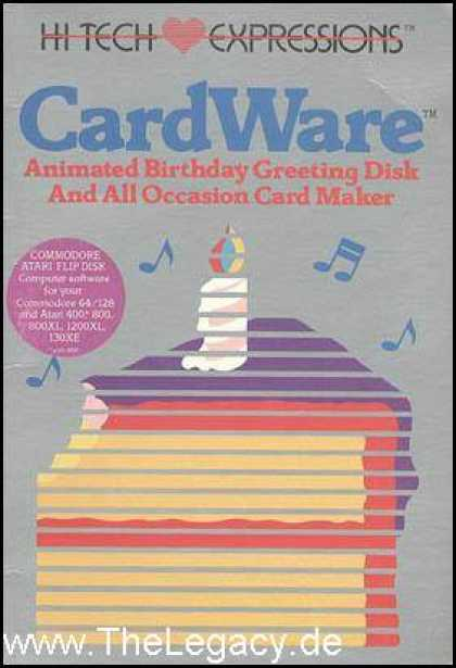 Misc. Games - CardWare