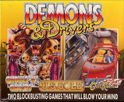 Misc. Games - Demons & Drivers