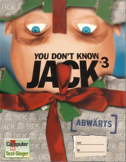 Misc. Games - You don't know Jack 3: Abwärts