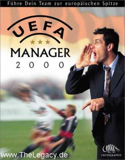 Misc. Games - UEFA Manager 2000